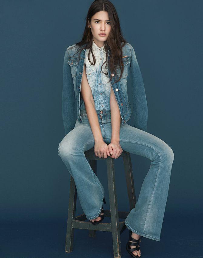 A tutto jeans: quando il denim è di moda
