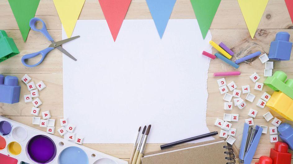 ¡El plan más divertido! Las mejores manualidades para niños