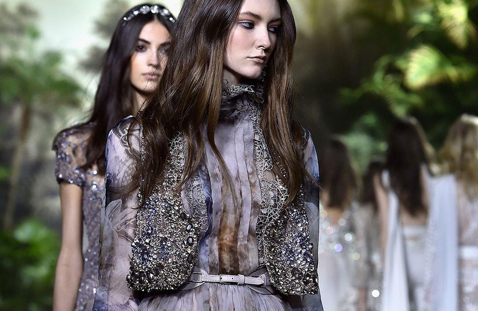 Alta-costura na lupa: os detalhes dos desfiles de Elie Saab, Chanel e mais