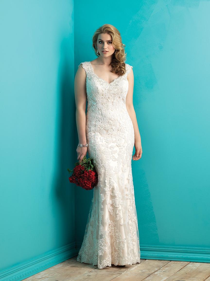 Welches Brautkleid für Mollige? Die besten Styling-Tipps
