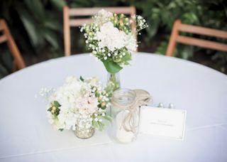 Blumendeko für die Hochzeit: Die schönsten Ideen