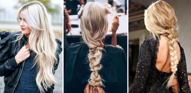 Mermicorn hair: le schiariture delle punte dei capelli color ghiaccio