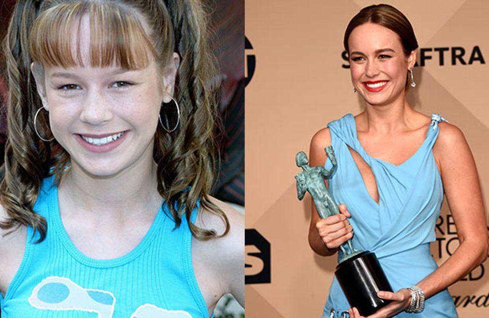 Brie Larson, de estrela mirim a ganhadora do Oscar