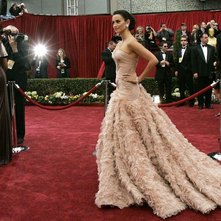 Los Mejores Vestidos De Los Oscar Foto Enfemenino