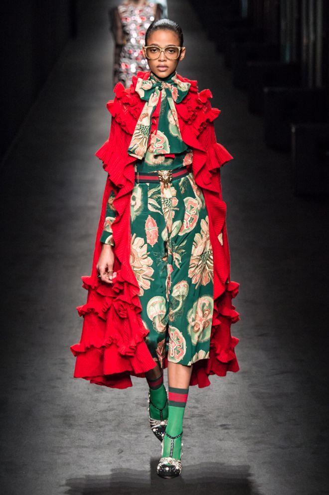 new product c2ead dc24c Le sfilate della Milano Fashion Week autunno inverno 2016 ...