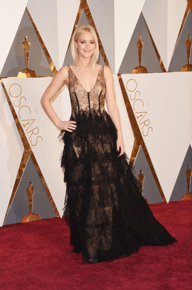 Oscars 2016: Alle Kleider vom roten Teppich