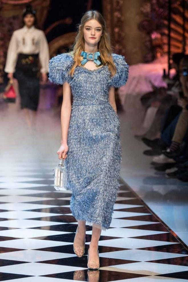 Dolce&Gabbana otoño-invierno 2016/17