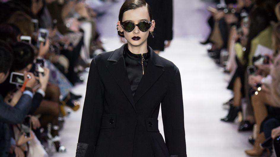 Kendall Jenner et les silhouettes rebelles du défilé Christian Dior