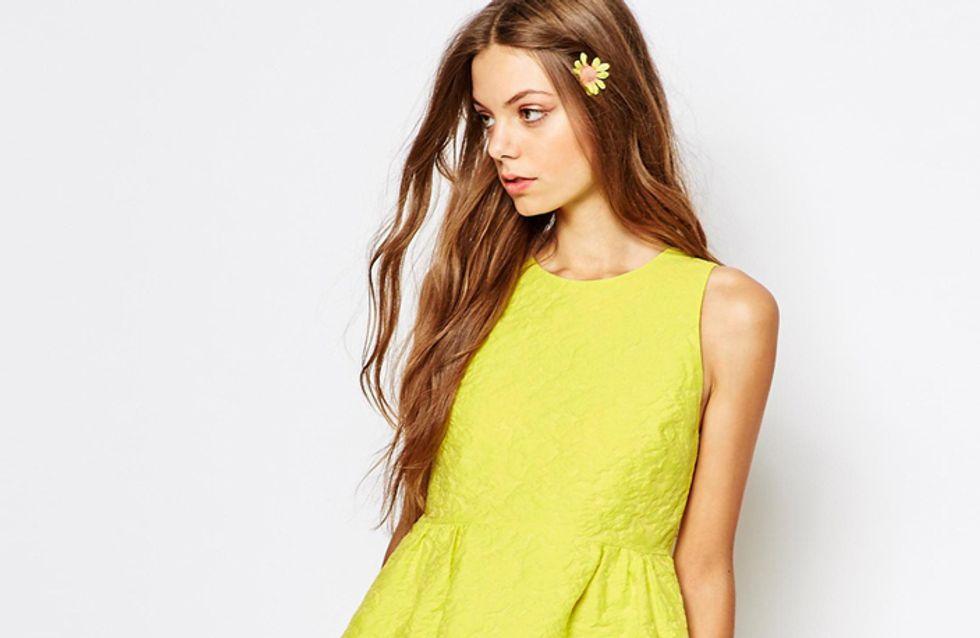 L'abbigliamento giallo per la Festa della donna: ecco i capi da avere!