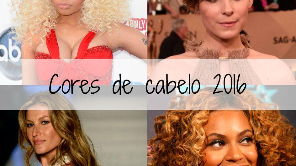 Marcos Proença entrega as principais tendências de cores de cabelo para 2016