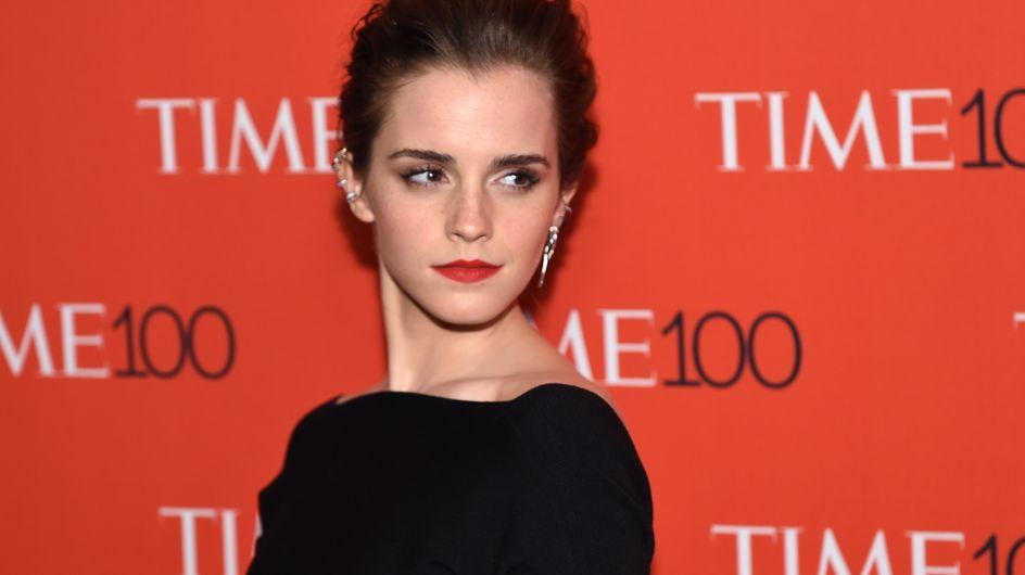 Emma Watson, de niña a mujer