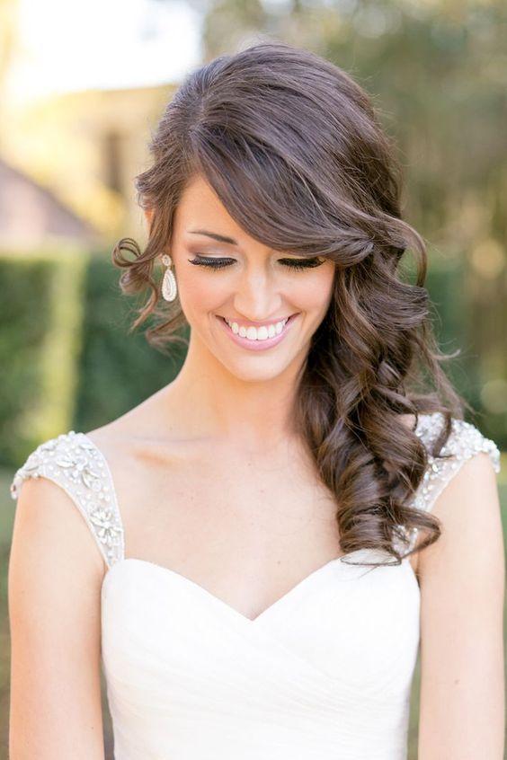 Acconciature Da Sposa Per Capelli Lunghi Tante Idee Per Un Hairstyle Chic E Raffinato
