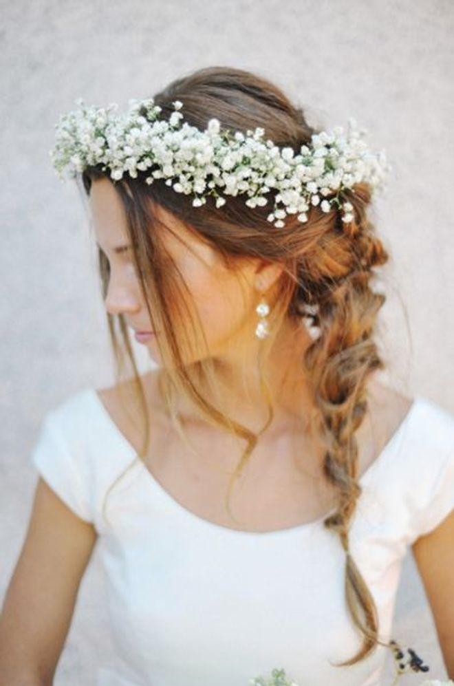 1 /86Acconciature da sposa per capelli lunghi: tante idee per un hairstyle chic e raffinato!