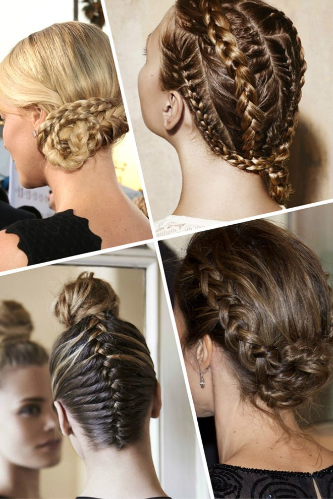 Chignon Tresse Album Photo Aufeminin