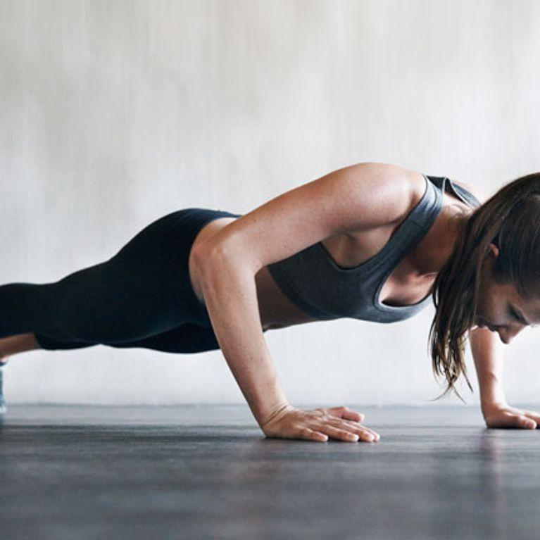 Rutina de ejercicios para bajar de peso y tonificar en casa