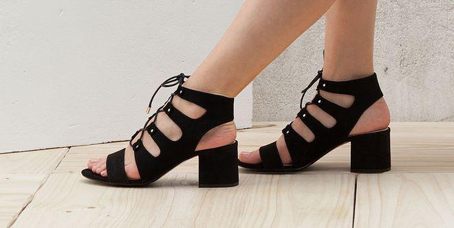 Le scarpe con il tacco basso indispensabili