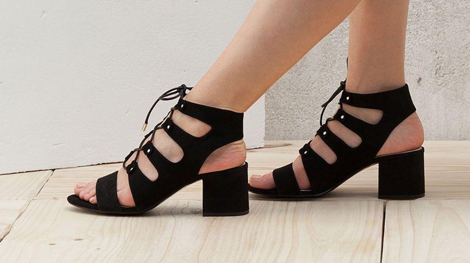 Le scarpe con il tacco basso da avere nell'armadio