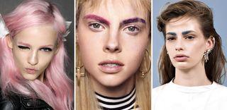 Sopracciglia colorate: gioca con il trend più pazzo del 2016!