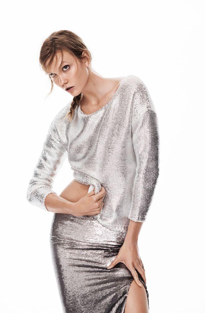 L'abbigliamento metallizzato di primavera: i vestiti e gli accessori da avere