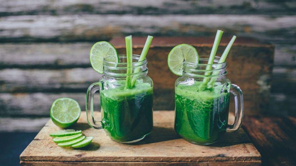 24 alimentos com poder detox
