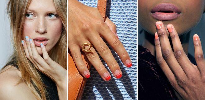 Negative space manicure: la tendenza unghie minimal chic che ti conquisterà!