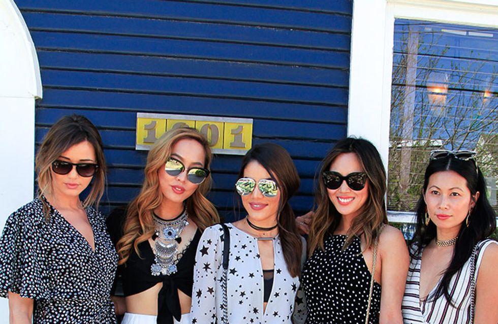 Você não vai acreditar no que a sua blogueira preferida costumava vestir...
