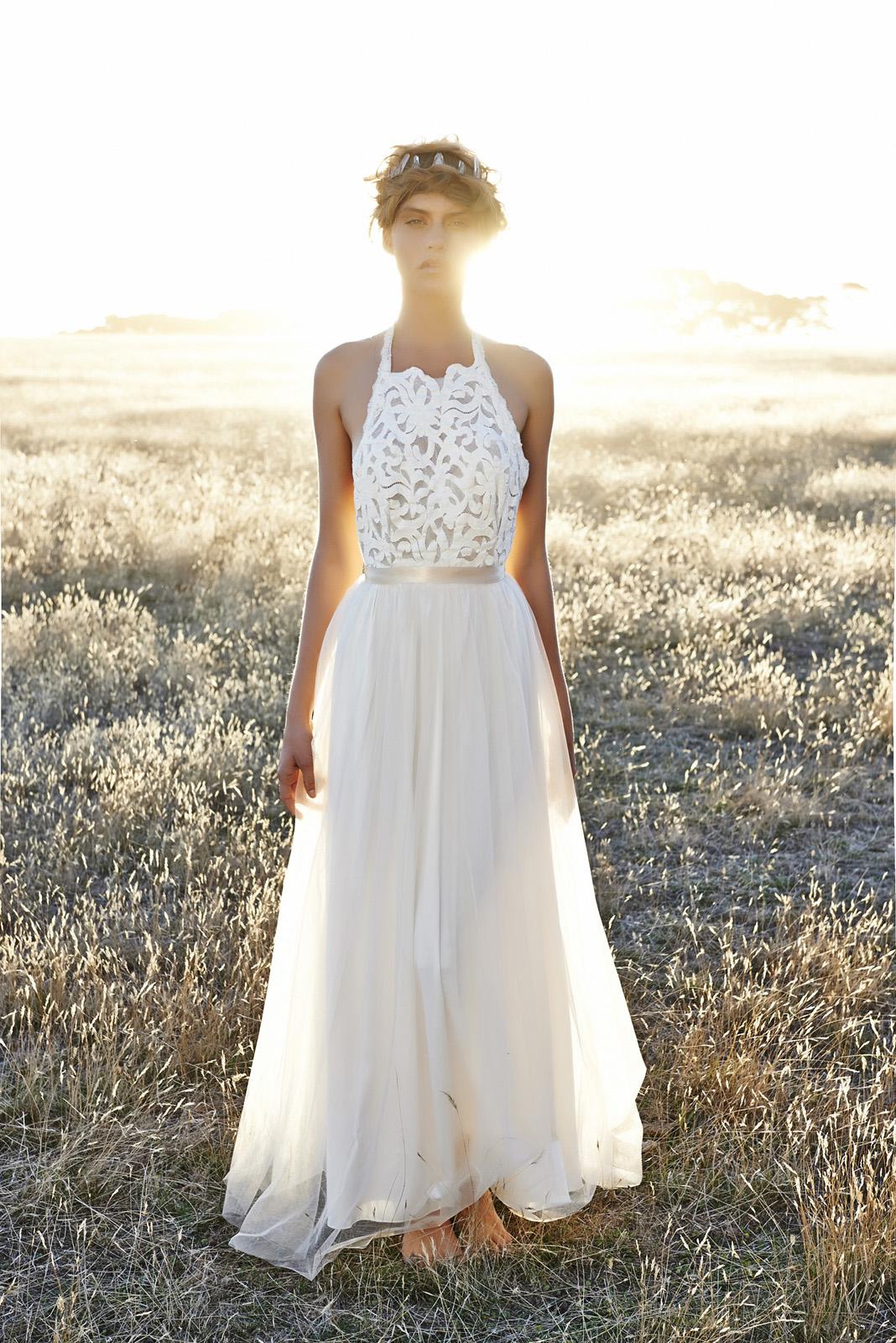 Brautkleider für die Sommerhochzeit: Die 17 schönsten Modelle