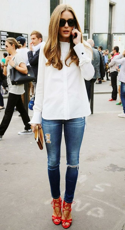 Olivia Palermo - Street Style