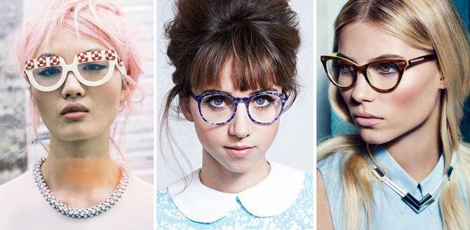 Montature di occhiali trendy: i 10 modelli più alla moda!