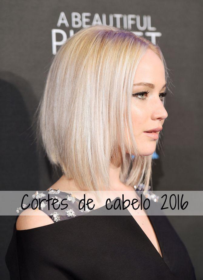 Cortes de cabelo 2016