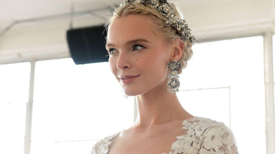 Os vestidos mais apaixonantes do Bridal Fashion Week