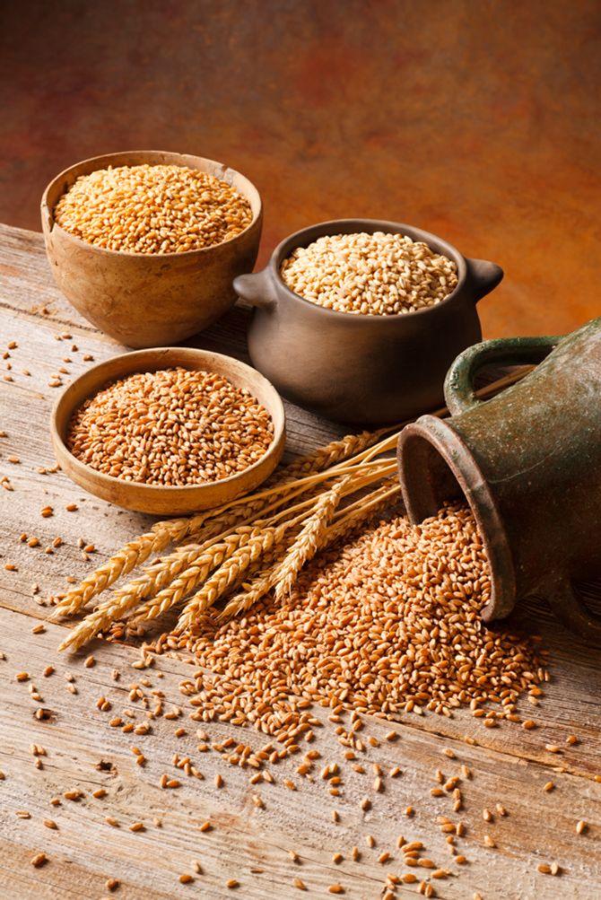 Dieta alcalina: gli alimenti consigliati per dimagrire. I cereali