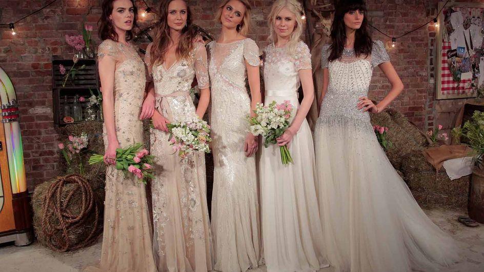 New York Bridal Week 2017: vestidos de novia de pasarela