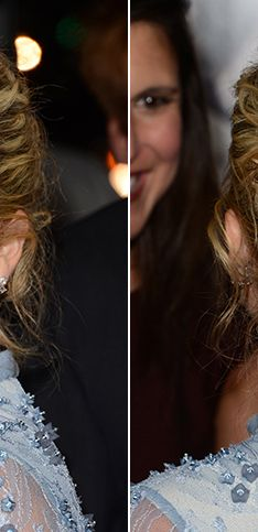 Os penteados de festa das famosas