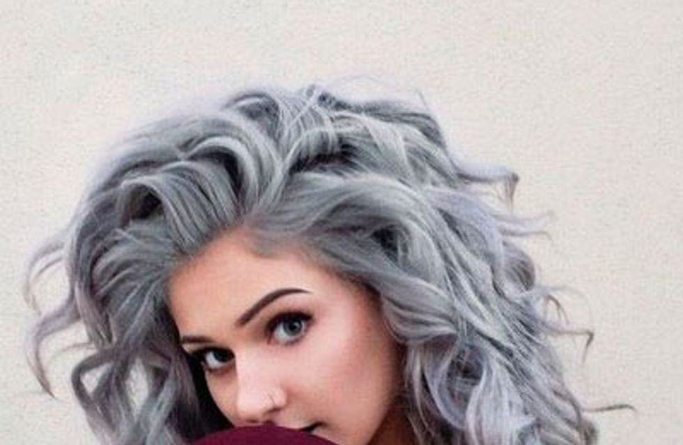23 fotos do Pinterest que vão te convencer a pintar o cabelo de cinza