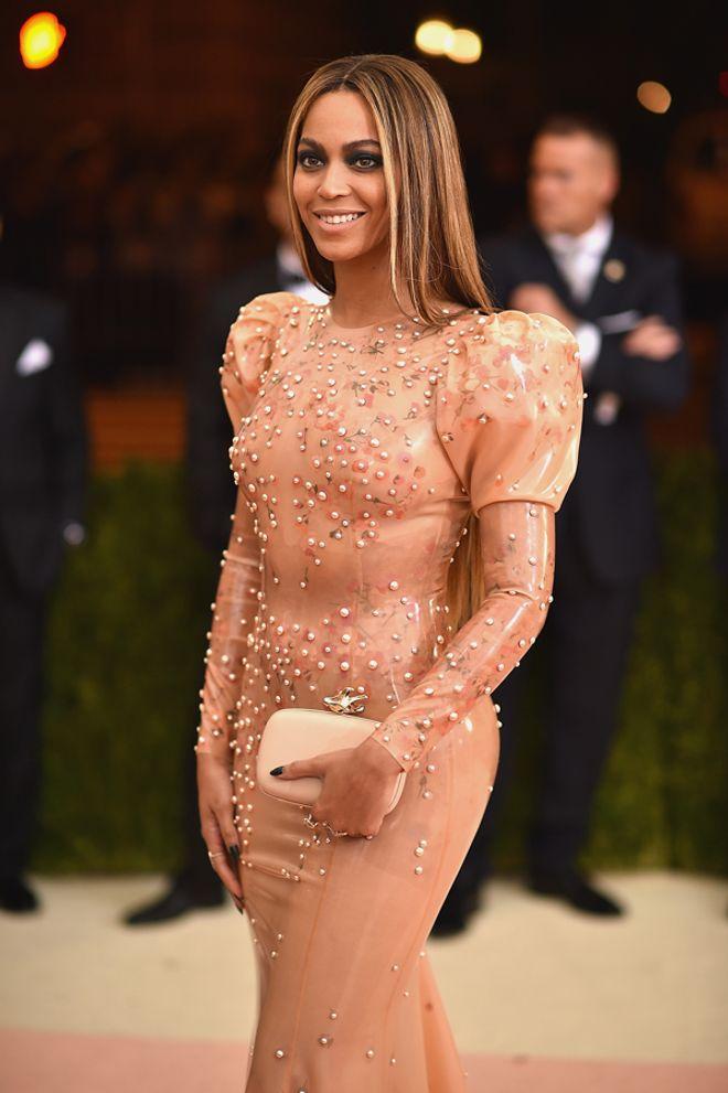 Met Gala 2016: il red carpet - Beyoncé Knowles