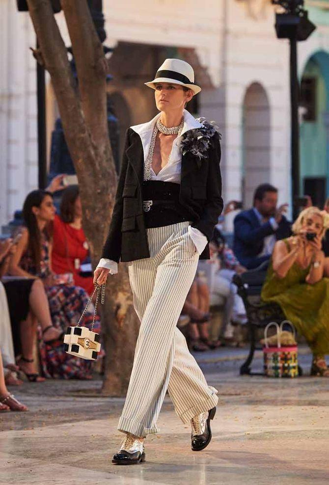 Chanel colección Crucero 2016/17