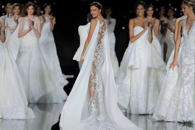Pronovias 2017: So schön sind die neuen Brautkleider!