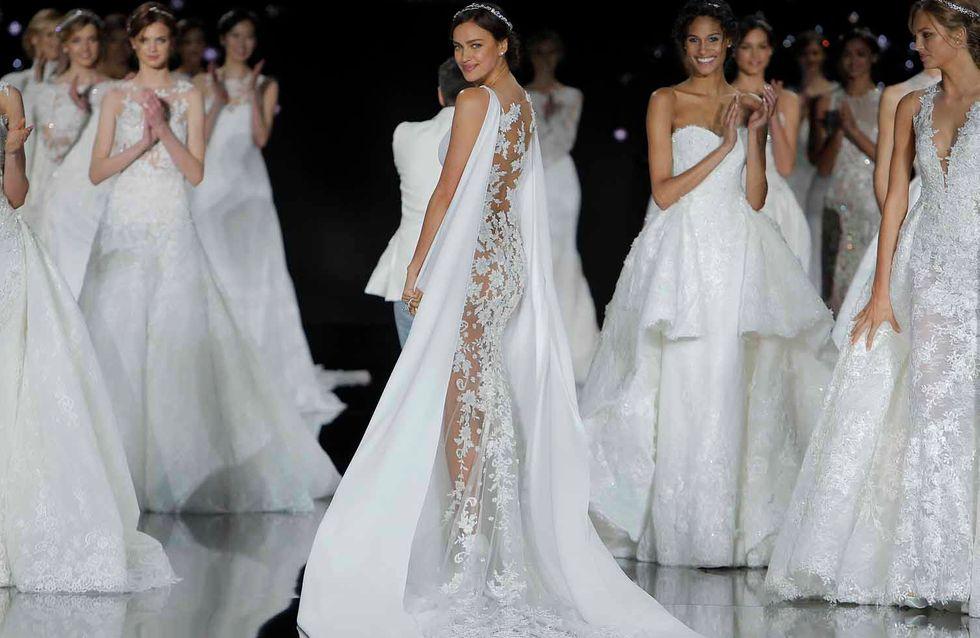 Umwerfend! So schön ist die neue Brautkleider-Kollektion 2017 von Pronovias