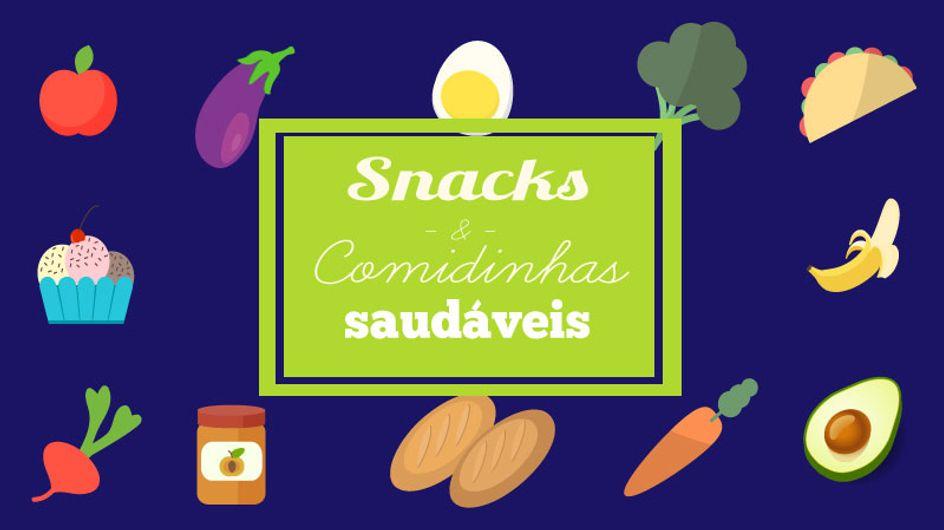 Bateu uma fominha? Veja os lançamentos de snacks saudáveis
