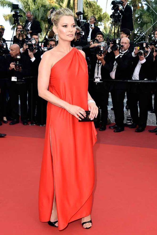 Kate Moss en el festival  de Cannes 2016