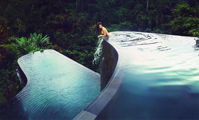 Le piscine più incredibili del mondo
