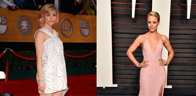 Evolução de estilo: Rachel McAdams