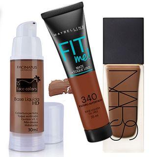 Base para peles negras: 24 opções para encontrar seu tom ideal