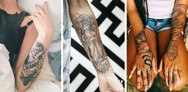30 Idees De Tatouage Bras A Adopter Album Photo Aufeminin