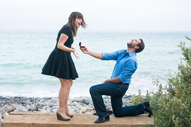 Reazioni alle proposte di matrimonio divertenti