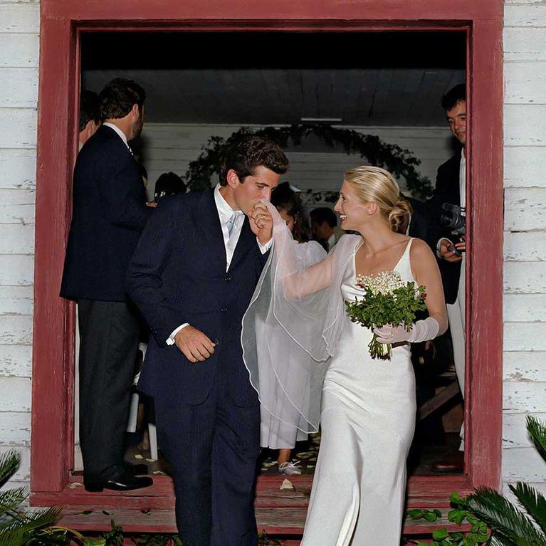 ddb235f557 Así eran las bodas en el año en que naciste   Foto - enfemenino
