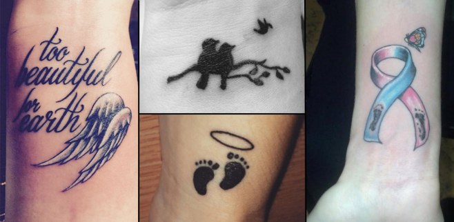 Aile D Ange Tatoo tatouage de mamange : 60 tatouages pour se souvenir d'une fausse