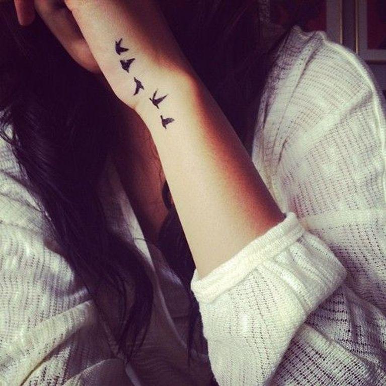 Los Tatuajes Mas Bonitos Para La Piel Foto Enfemenino