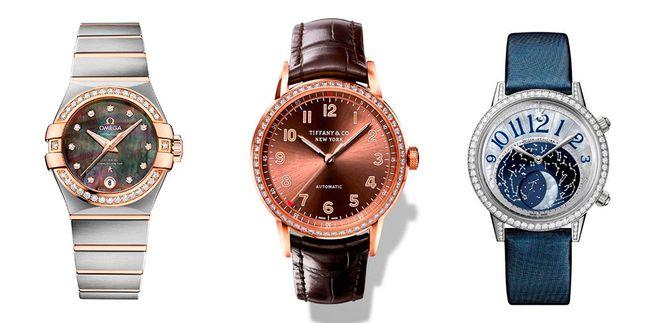 Relógios femininos de luxo